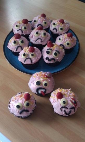 Lulu Cup Cakes